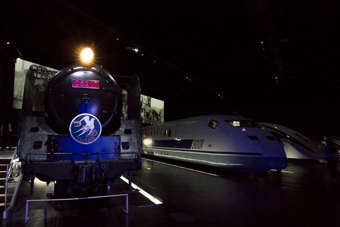 名古屋の観光スポット・リニア・鉄道館
