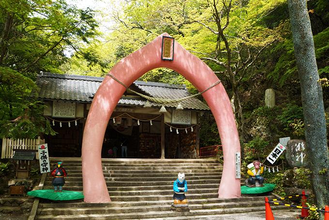 犬山市 桃太郎神社