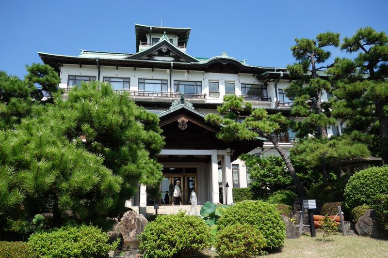 蒲郡市のお勧めホテル