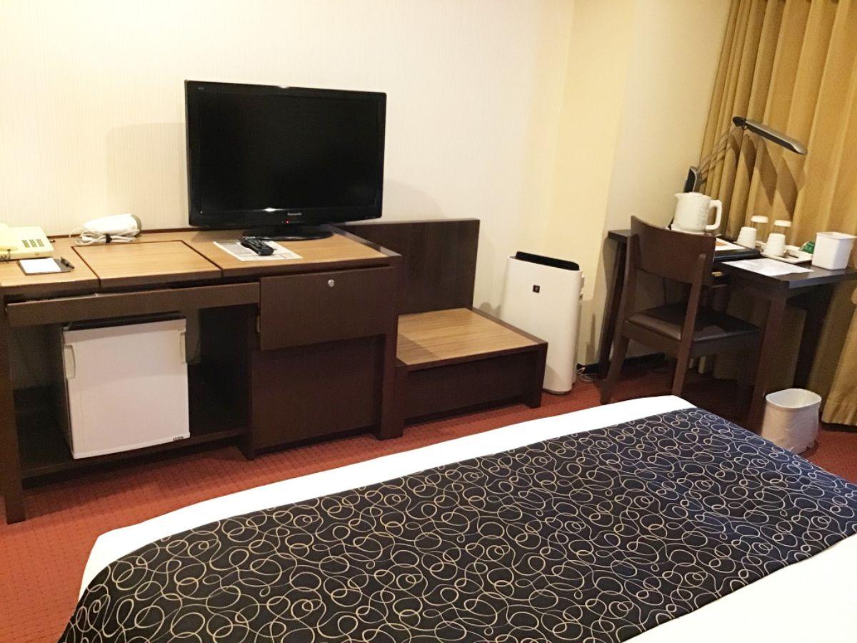ロワジールホテル豊橋の部屋