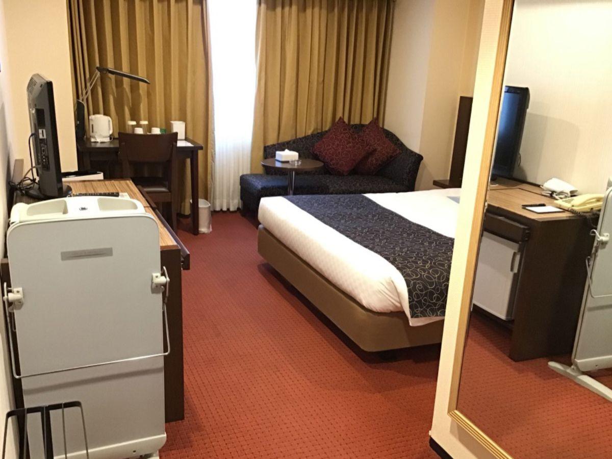 ロワジールホテルの設備